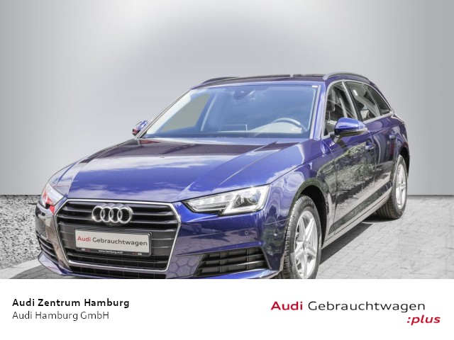 Audi A4 Avant 35 TDI S tronic NAVI AHK SITZHZG, Jahr 2019, Diesel