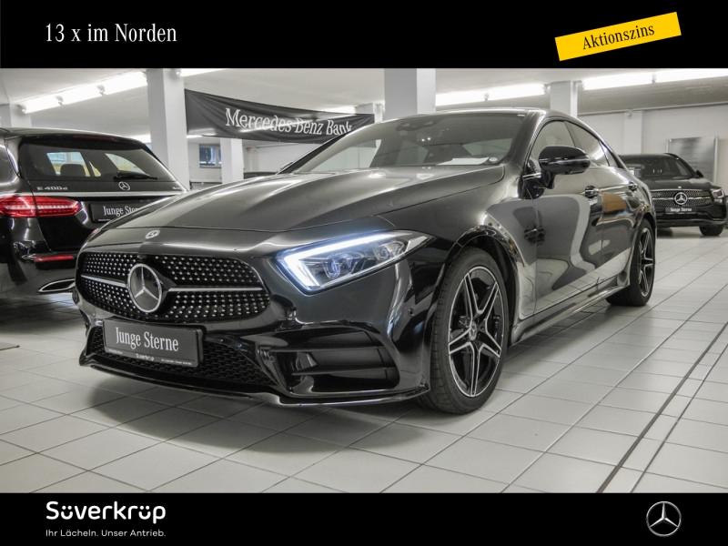 Mercedes-Benz CLS 220 d AMG Line Fahrassist./360°/Night/LED, Jahr 2020, Diesel