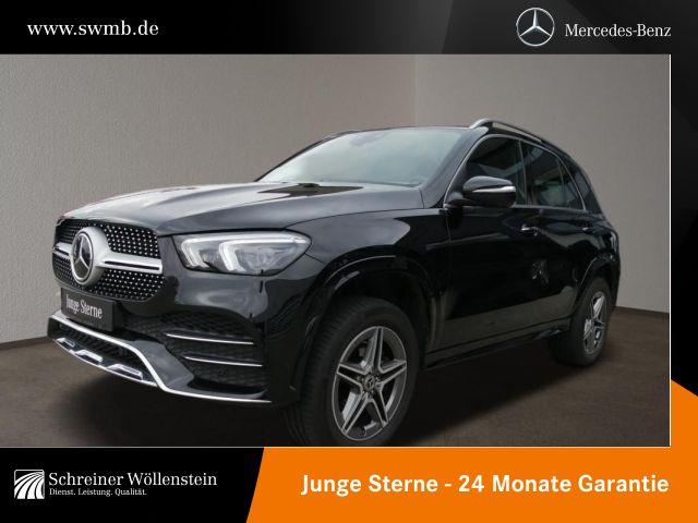 Mercedes-Benz GLE 400 d 4M AMG*AIRMATIC*FAP*AHK*360°*BURMESTER, Jahr 2020, Diesel