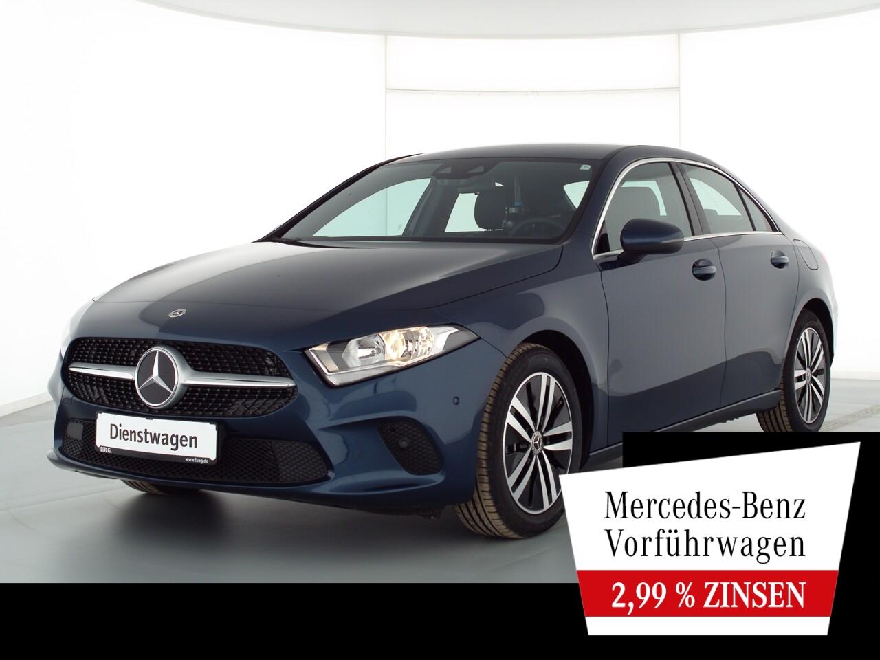 Mercedes-Benz A 220 4M Lim PROGRESSIVE+MBUX-HIGH+KAM.+PTS+SHZ, Jahr 2021, Benzin