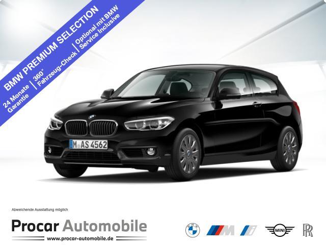 BMW 118i Aut. PDC RFT Lederlenkrad MF Lenkrad, Jahr 2017, Benzin