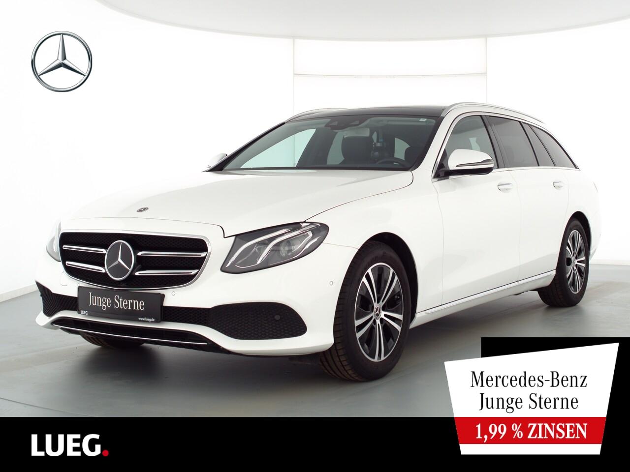 Mercedes-Benz E 220 d T Avantgarde+COM+Pano+LED-HP+DistrPl+RFK, Jahr 2019, Diesel