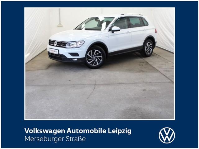 Volkswagen Tiguan 1.4 TSI SOUND *ACC*SHZ*PDC*Navi*, Jahr 2018, Benzin