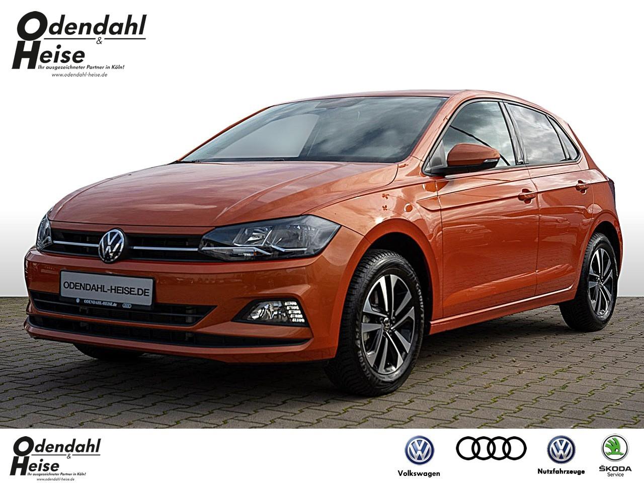 Volkswagen Polo 1,0 l TSI Comfortline United Klima Navi, Jahr 2021, Benzin