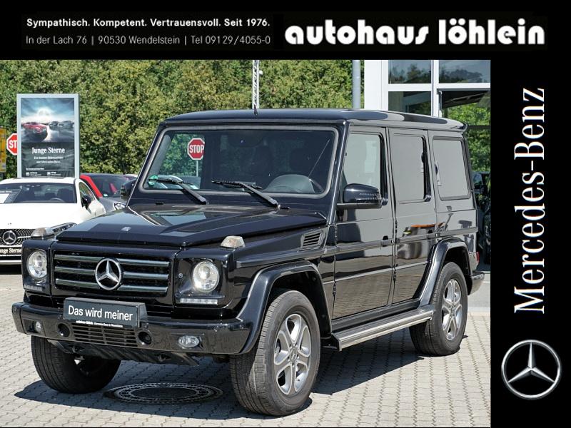 Mercedes-Benz G 350 BlueTEC KAMERA+HARMAN-KARDON-SOUNDSYSTEM+S, Jahr 2014, Diesel