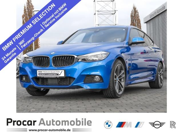 BMW 320 Gran Turismo GT M Sport Head-Up LED ACC Pano, Jahr 2017, Diesel