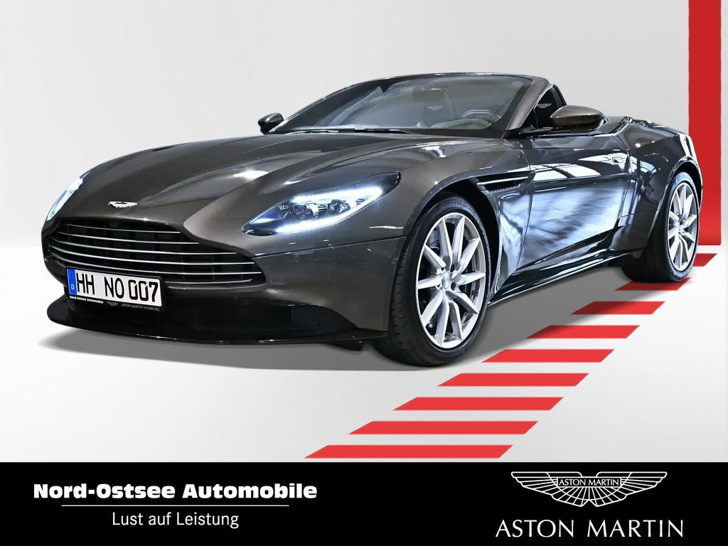 Aston Martin DB11 V8 Volante - Aston Martin Hamburg, Jahr 2021, Benzin