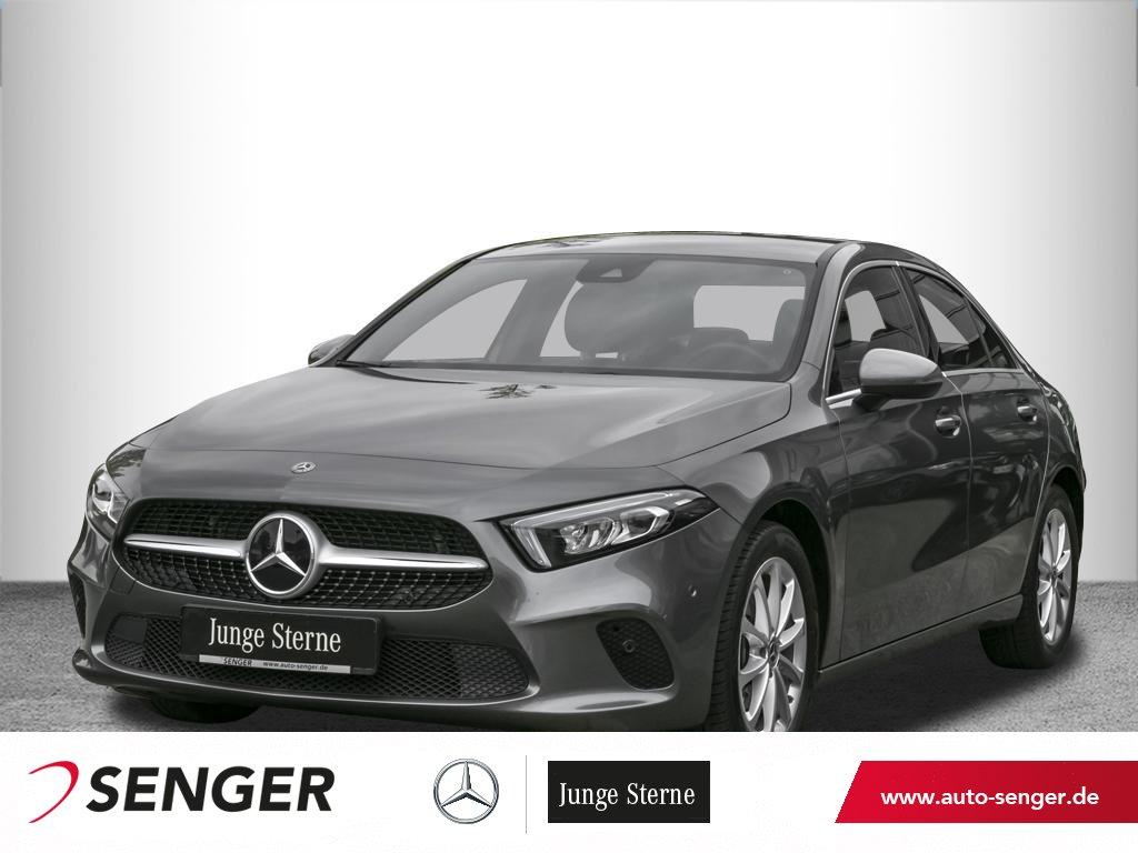 Mercedes-Benz A 180 Limousine*Progressive*Display digital*LED*, Jahr 2020, Benzin