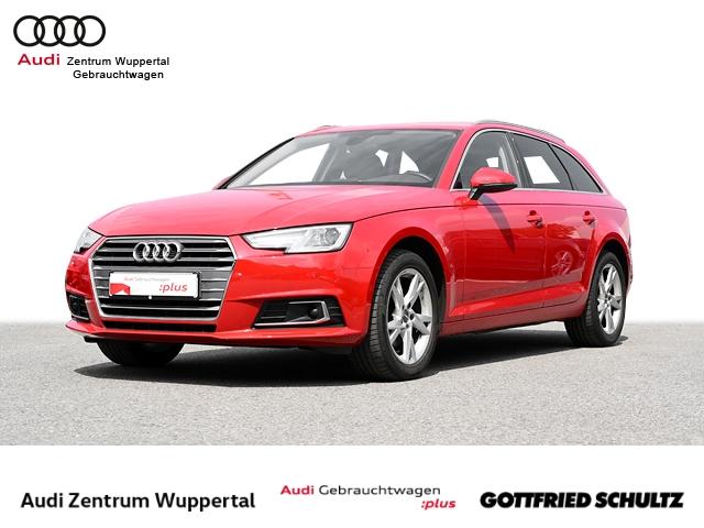 Audi A4 Avant 2.0TDI ACC STANDHZG CONNECT LANE NAV XEN VO HI VZE FSE 17ZOLL Sport, Jahr 2018, Diesel