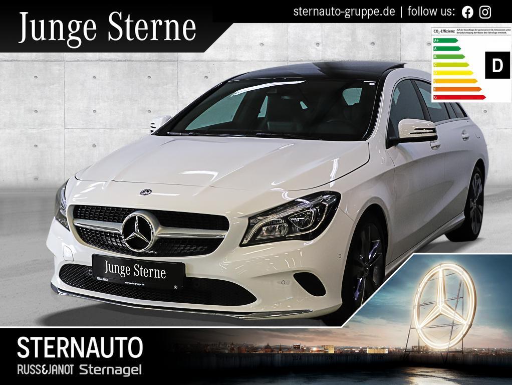 Mercedes-Benz CLA 180 Shooting Brake Urban+LED+Panorama+Navi, Jahr 2018, Benzin