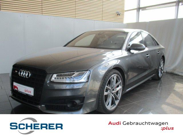 Audi S8 plus 4.0 TFSI*Keramik*LED*Carbon*HUD*21Zoll*UPE:165t, Jahr 2016, petrol