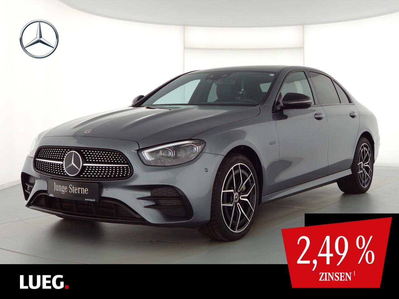 Mercedes-Benz E 300 e 4M AMG+Fahrassist.+Night+LED+Kamera, Jahr 2020, Hybrid