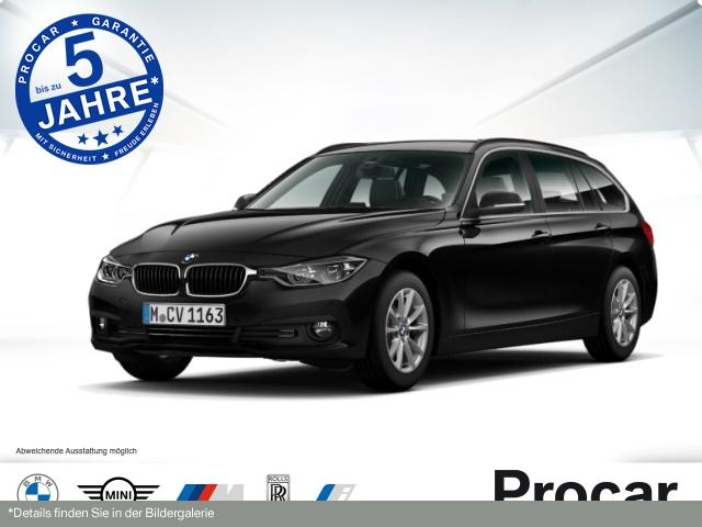 BMW 320d Touring Navi Prof. Aut. Klimaaut. PDC HIFI, Jahr 2017, Diesel