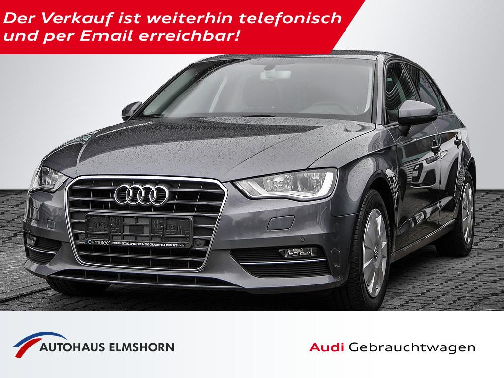 Audi A3 Sportback 1.6 TDI Attraction, Jahr 2016, Diesel