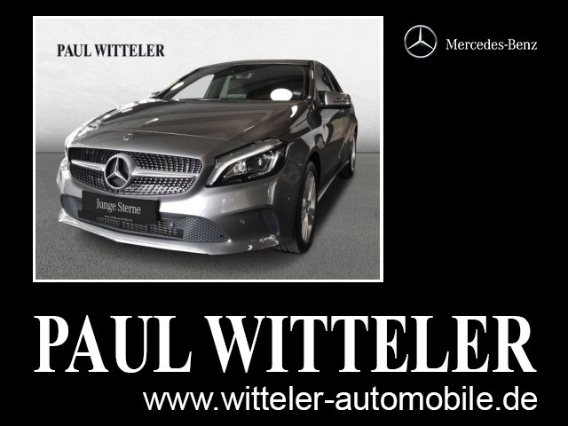 Mercedes-Benz A 250 4MATIC Urban/AHK/Navi/LED/Tempomat Autom., Jahr 2017, Benzin