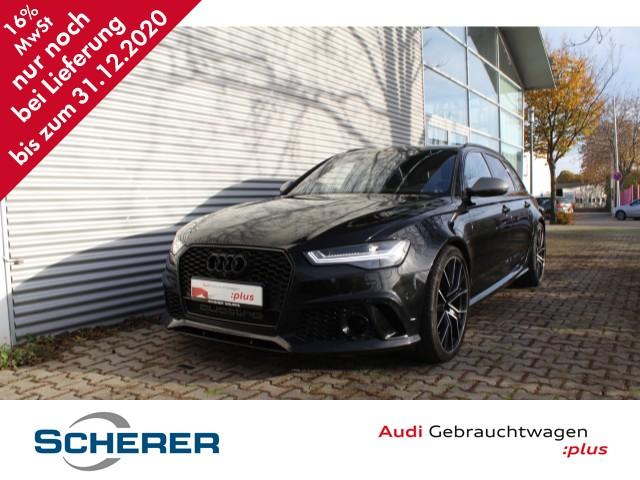 Audi RS6 Avant HUD, ACC, Panoramadach, Matrix LED, B&O,, Jahr 2016, Benzin