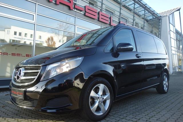 Mercedes-Benz V 220 CDI Kompakt EUR6 LIEGEPAKET/STDHZG/AHK/KAM, Jahr 2015, Diesel