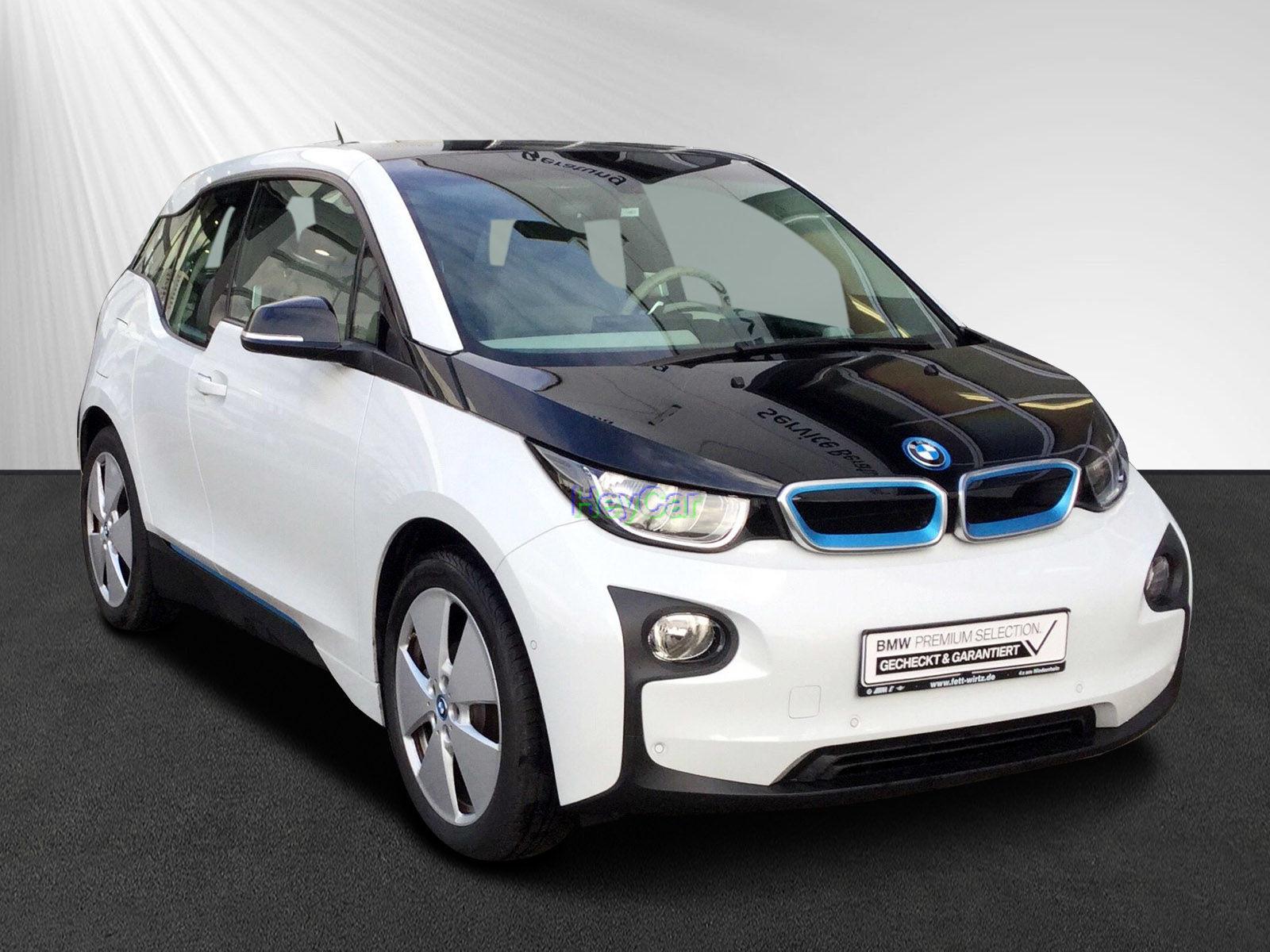 BMW i3 (94 Ah) Navi.Prof. Kamera SHZ Schnell-Laden, Jahr 2016, Elektro