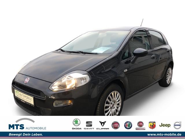 Fiat Punto MYSTYLE 1.2 8V RDC Klima CD MP3 ESP Seitenairb. BC met. Gar. Radio TRC ASR Airb, Jahr 2016, Benzin