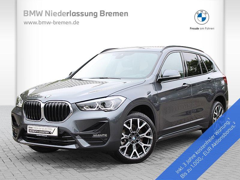BMW X1 xDrive20d Sport Line HiFi Dyn. Dämpfer LED, Jahr 2019, Diesel