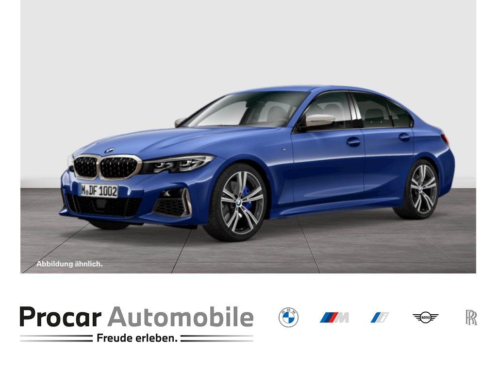 BMW M340i xDrive Limousine Head-Up ACC Standhzg., Jahr 2019, Benzin