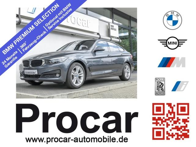 BMW 318 Gran Turismo GT Advantage Aut. Navi LED ab 219Euro mtl., Jahr 2017, Diesel