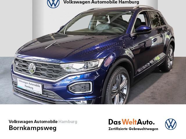 Volkswagen T-Roc 1.5 TSI Sport DSG AHK/NAVI/R-LINE, Jahr 2021, Benzin