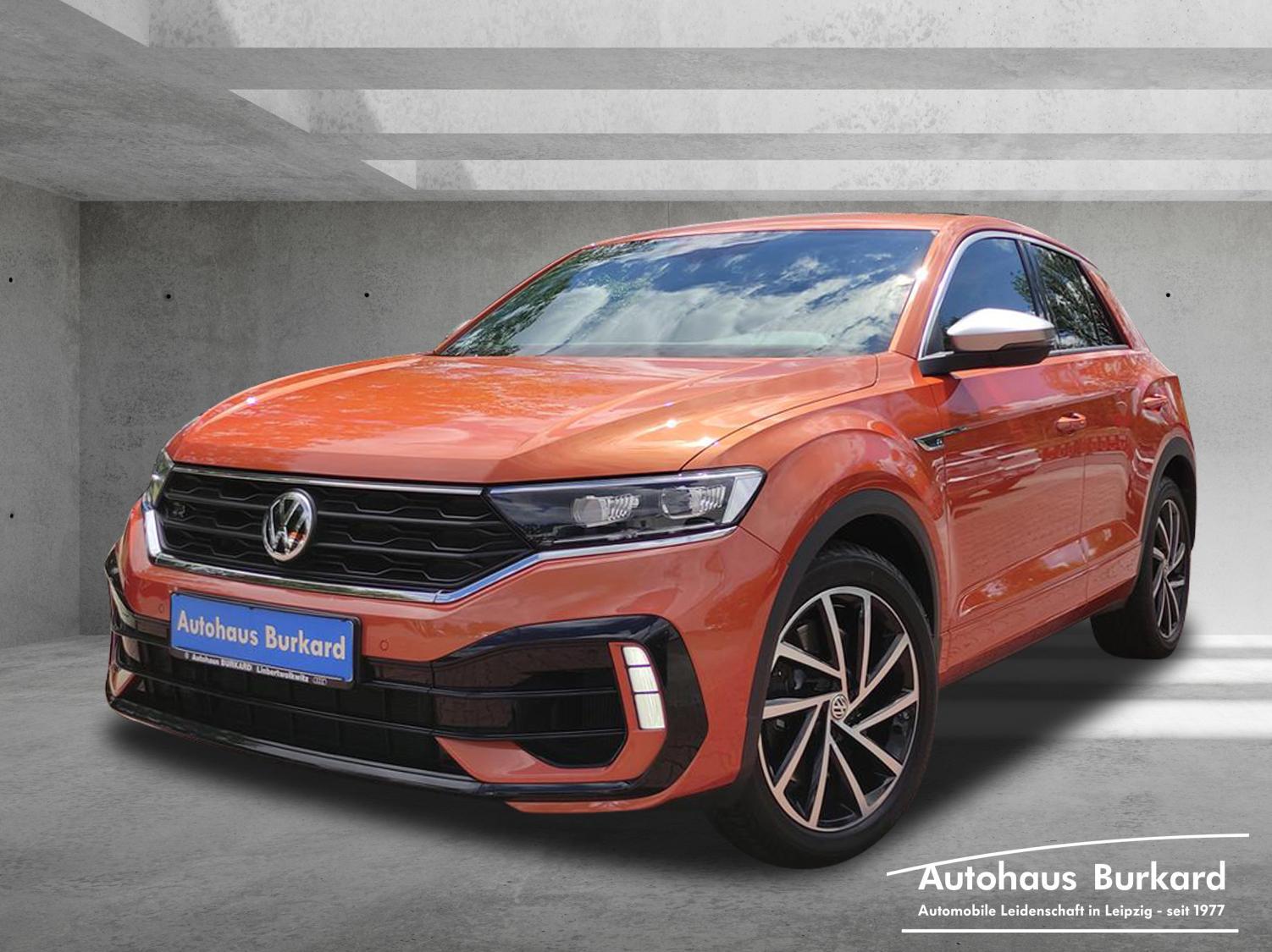 Volkswagen T-Roc 2.0 R 4Motion 300PS, DSG, DCC, RÃckfahrk., Jahr 2020, Benzin