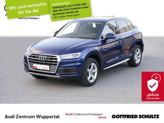 Audi Q5 quat. 2.0TDI LEDER AHK VIRTUAL R-KAM CONNECT NA Sport, Jahr 2018, Diesel