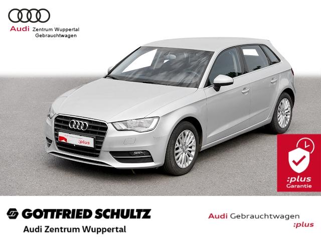 Audi A3 Sportback 2.0TDI PDC GRA ARMLEHNE GARANTIE AUX Ambiente, Jahr 2014, Diesel