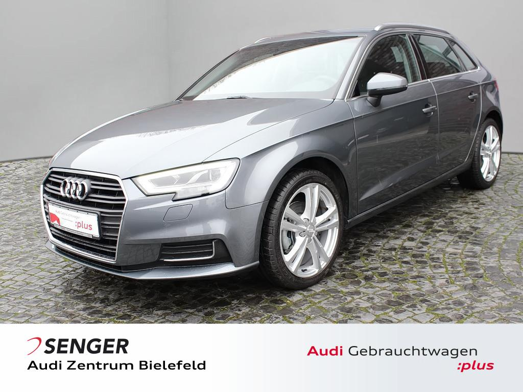 Audi A3 Sportback Design 30 TDI AHK Navi LED Sitzhz., Jahr 2019, Diesel