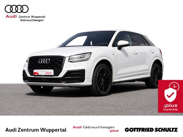 Audi Q2 1.4TFSI S-LINE VIRTUAL CONNECT LED NAV SHZ PDC VO HI GRA BT 19ZOLL Sport, Jahr 2018, Benzin