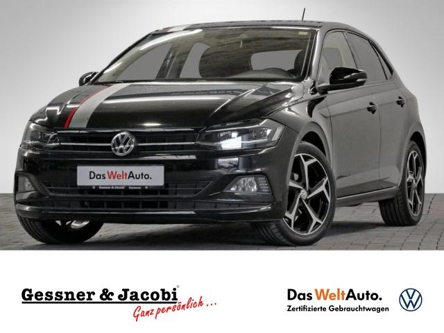Volkswagen Polo 1.0 EU6 beats Navi PDC Termpomat Sportpaket, Jahr 2018, Benzin