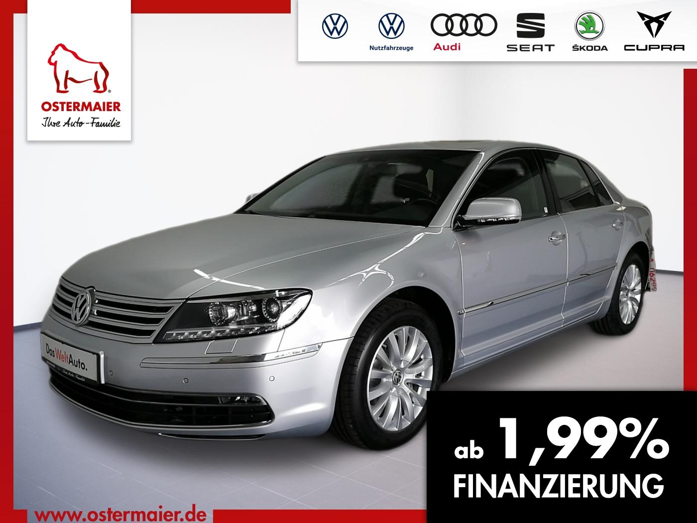 Volkswagen Phaeton 3.0TDI 245PS DSG 4M NAVI.SHZ.LUFT.PDC.DA, Jahr 2015, Diesel