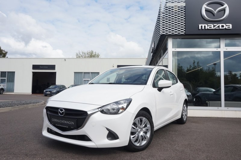 Mazda 2 1.5 SKY-G 75 Center-Line Klima/PDC/Tempomat, Jahr 2015, Benzin