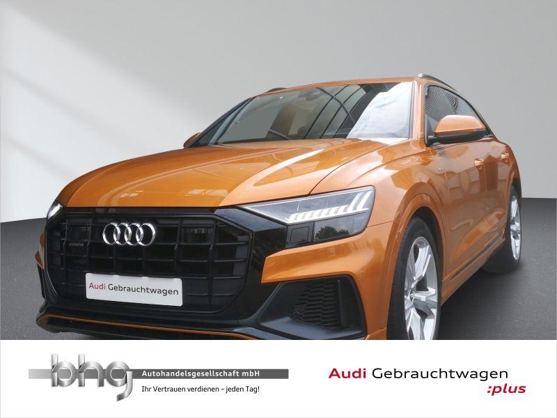 Audi Q8 50 TDI quattro tiptronic S Line Sportpaket, Jahr 2019, Diesel