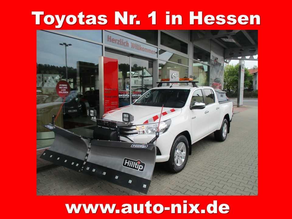 Ganz und zu Extrem Toyota Hilux Gebraucht- und Jahreswagen kaufen bei heycar &FV_13