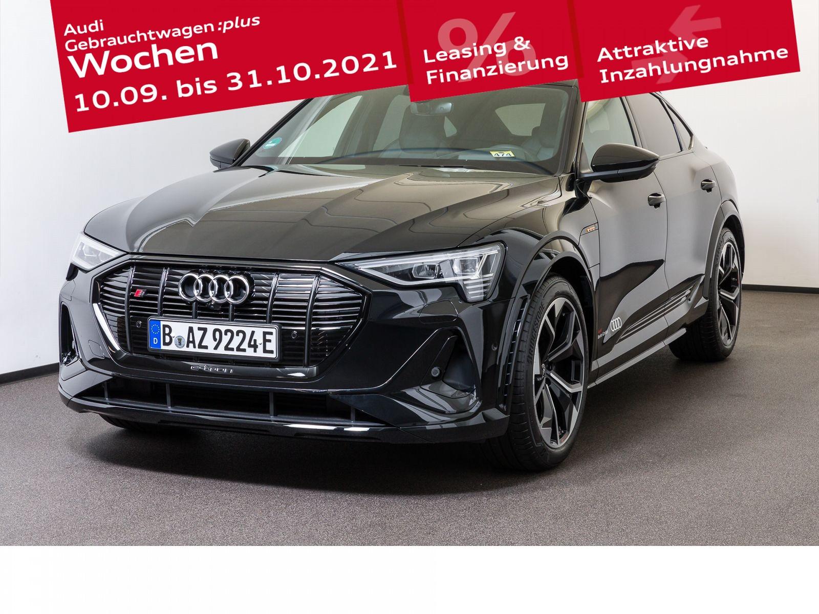Audi e-tron S Sportback 370 kW, Jahr 2021, Elektro