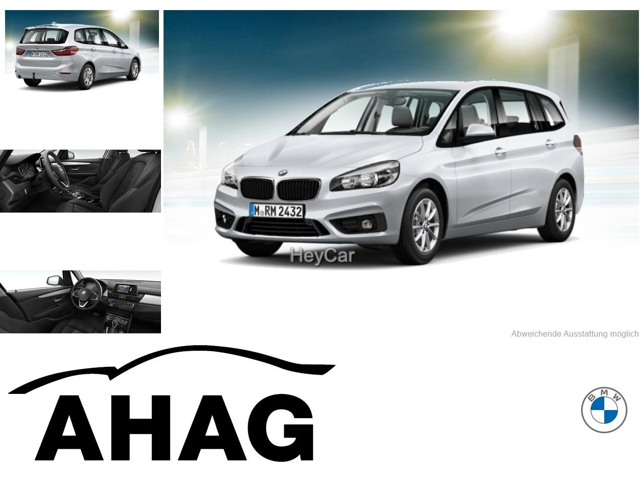 BMW 218 Gran Tourer Aut. AHK Kamera Navi Sportsitze, Jahr 2017, Diesel