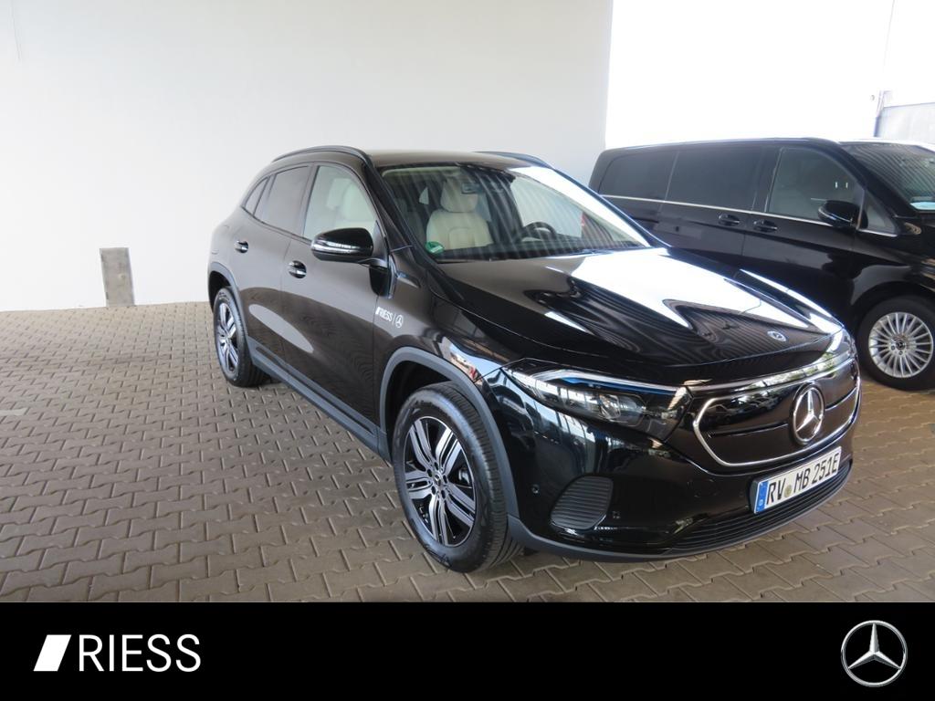 Mercedes-Benz EQA 250 PROGRESSIVE+PANO+LED+KAMERA+TOTW+EASYP+, Jahr 2021, Elektro