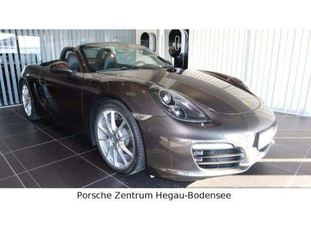Porsche Boxster 981 PDK Navi Xenon PASM 20&quot,, Jahr 2014, Benzin