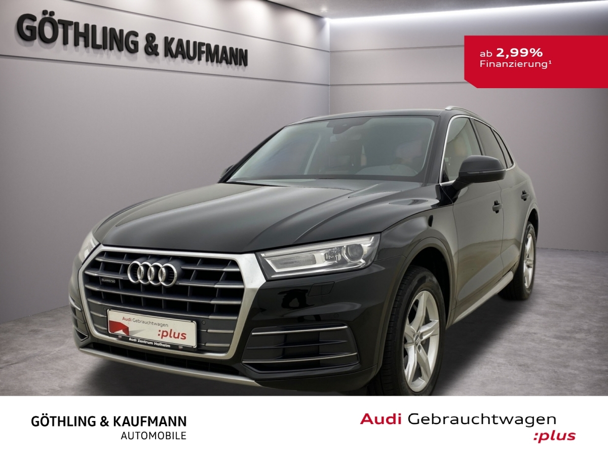 Audi Q5 Sport 2.0 TDI qu. S tro.*Xenon+*Navi*Privacy*, Jahr 2018, Diesel