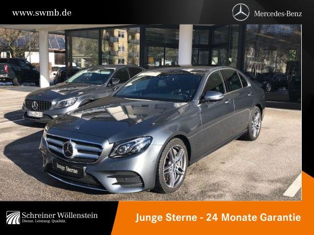 Mercedes-Benz E 450 4M AMG*Widescreen*Pano-Dach*Distr.*360°Kam, Jahr 2019, Benzin