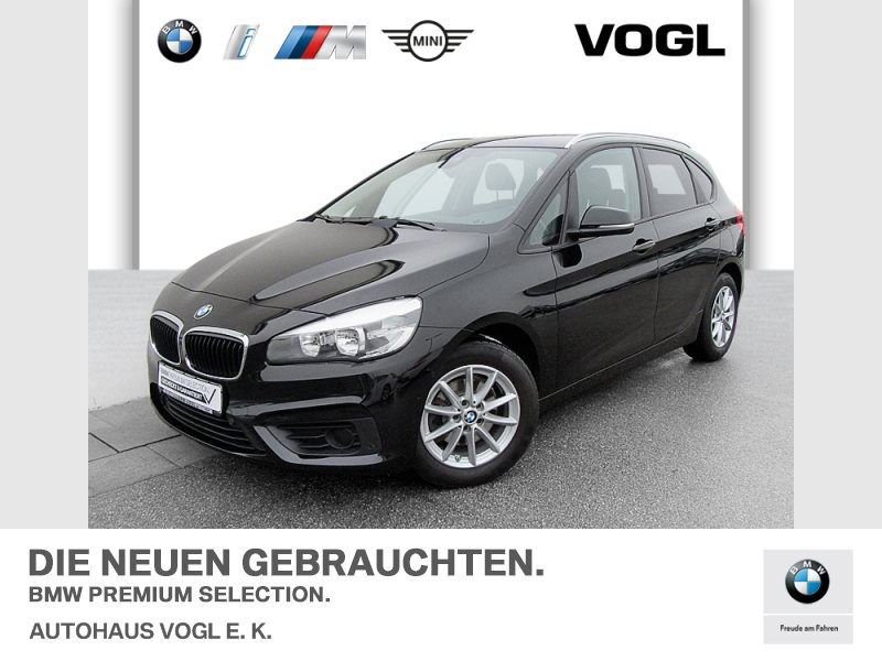 BMW 218i Active Tourer HiFi DAB Navi Parkassistent, Jahr 2014, Benzin