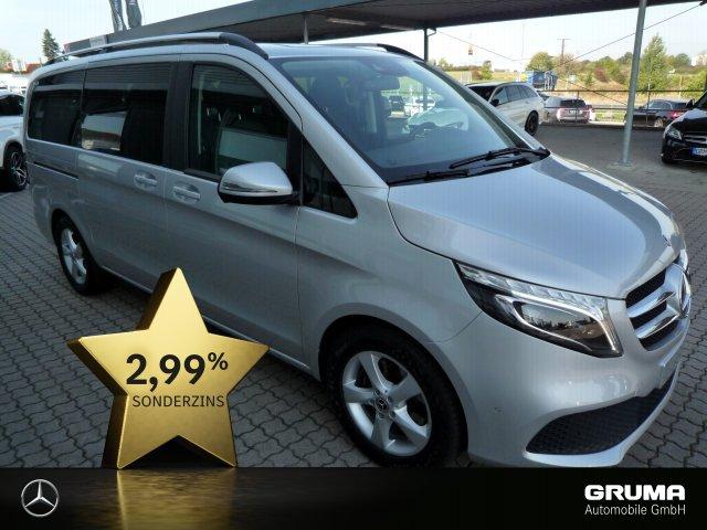 Mercedes-Benz V 300 d EDITION 239 PS+9-GANG AUTOMATIK+STANDHZG, Jahr 2019, Diesel