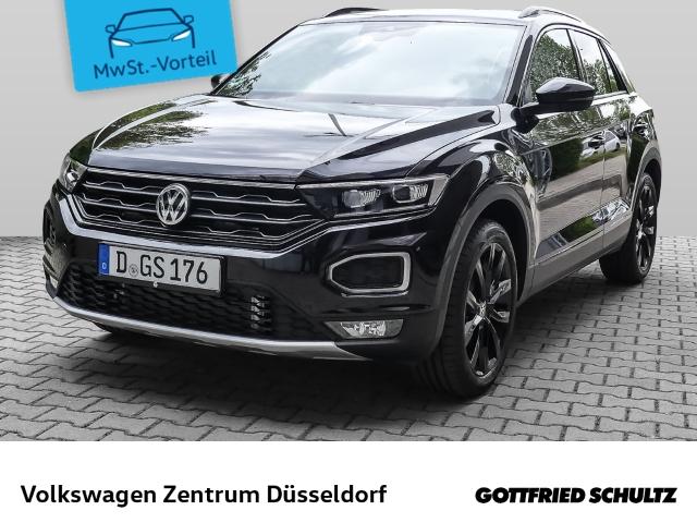 Volkswagen T-Roc Sport 2.0 l TDI SCR 140 kW (190 PS) DSG, Jahr 2020, Diesel
