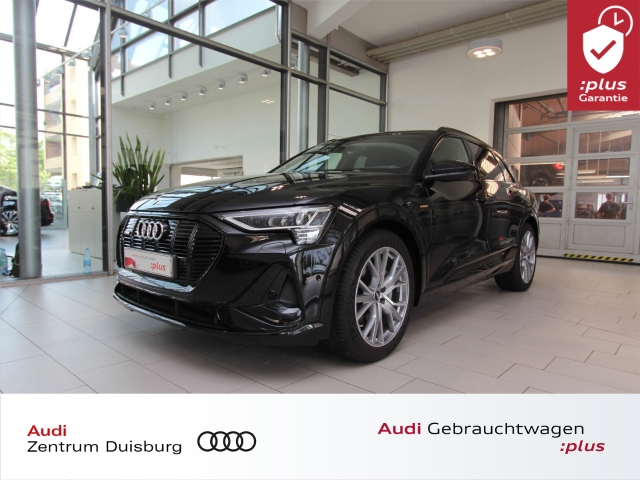 Audi e-tron 50 quattro S line ACC Luftfederung B&O, Jahr 2020, Elektro