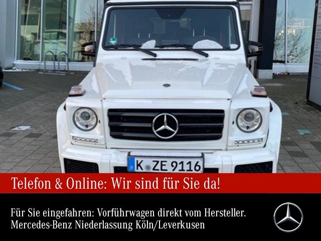 Mercedes-Benz G 350 d Edition designo Exkl-Paket Stdhzg Sportpak, Jahr 2018, Diesel