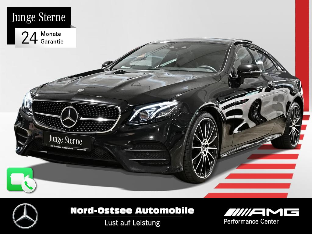 Mercedes-Benz E 350 d 4M AMG Comand LED 360 Burmester Standhzg, Jahr 2018, Diesel