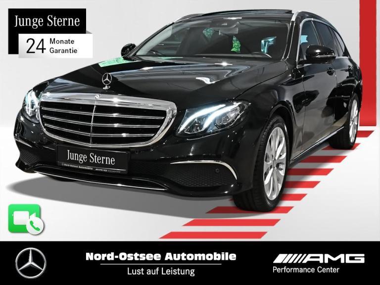 Mercedes-Benz E 200 T Exclusive COMAND LED Kamera SHD Sitzhzg, Jahr 2016, Benzin